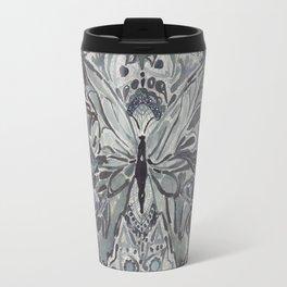 Butterfly lace Travel Mug