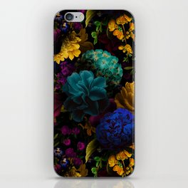 Vintage & Shabby Chic - Night Affaire iPhone Skin