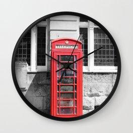 Classic Britain Wall Clock