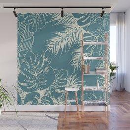 Tropical pattern 038 Wall Mural