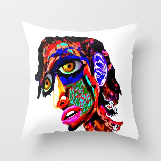 The Knightly Throw Pillow