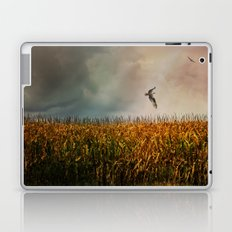 Soaring on the edge of a storm Laptop & iPad Skin
