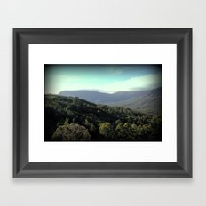 Tasmania ~ Australia Framed Art Print