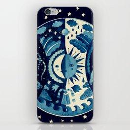 Little Universe iPhone Skin