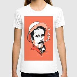 Composer Giacomo Puccini Italian Opera Ballet Madame Butterfly Turandot Tosca La Boheme Italy Art T-shirt