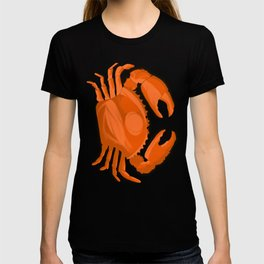 Crabe on the beach T-shirt
