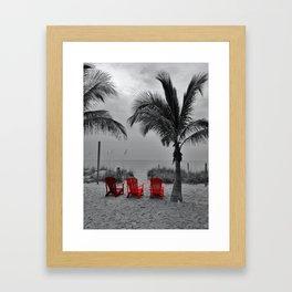 Captiva Island, Florida Framed Art Print