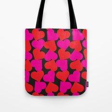 queen of hearts II Tote Bag