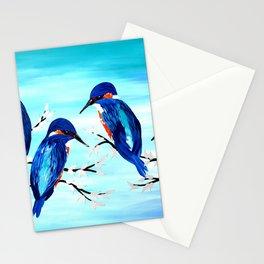 Kingishers Stationery Cards