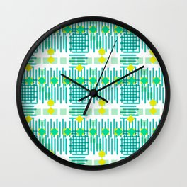 Cadence Digital Print Wall Clock
