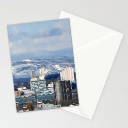 Glasgow and The  Campsie Fells Stationery Cards