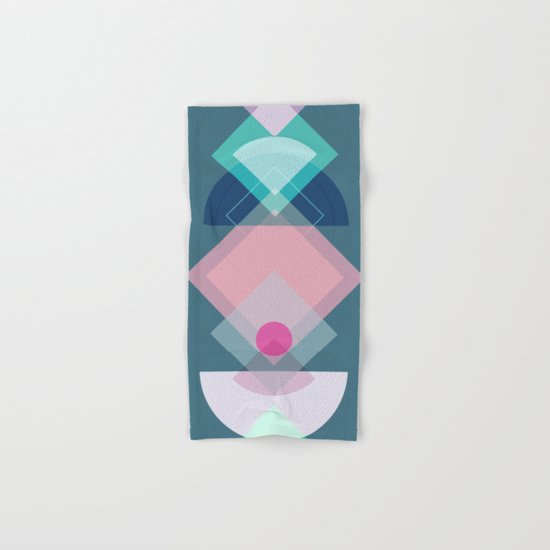 Geometric Play 1 Hand & Bath Towel