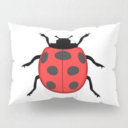 Ladybug Pillow Sham