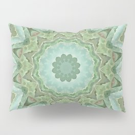 Kaleidoscope of Cacti Pillow Sham
