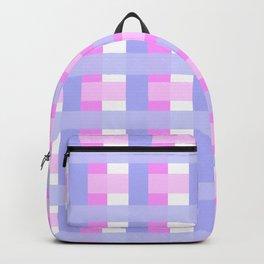 Pink versus Puple Backpack