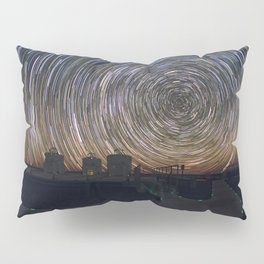 Star trails Pillow Sham