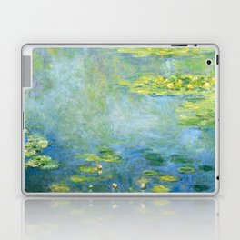 1906-Claude Monet-Waterlilies-73 x 92 Laptop & iPad Skin