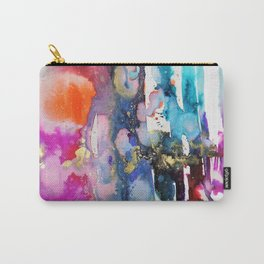 alive and walking (abstract) Carry-All Pouch