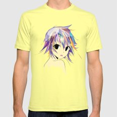 Nami LARGE Lemon Mens Fitted Tee