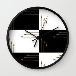 Zippety Do Dah Wall Clock