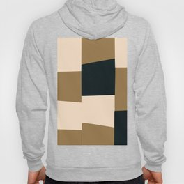Building blocks geometric abstract Hoody