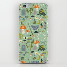 Fairy Garden iPhone Skin