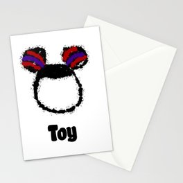 Eurovision 2018 winner- TOY Stationery Cards