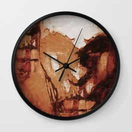 Dark Passenger  Wall Clock