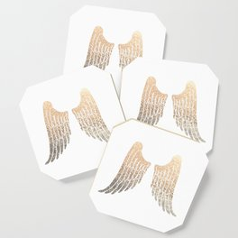 GOLD WINGS Coaster