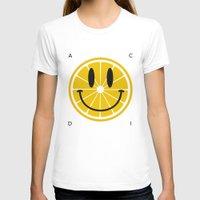 lemon T-shirts featuring Lemon by Pifla