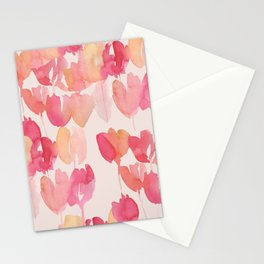Tulip Bloom Stationery Cards