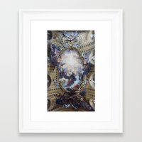 renaissance Framed Art Prints featuring Renaissance. by pltarch