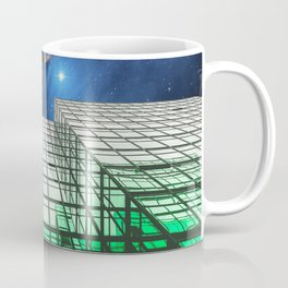 HIGHER DIMENSION OF AWARENESS Coffee Mug