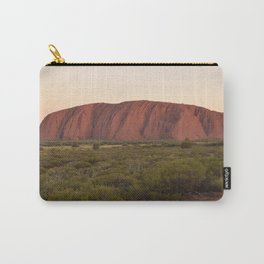 Sunset at Uluru Carry-All Pouch
