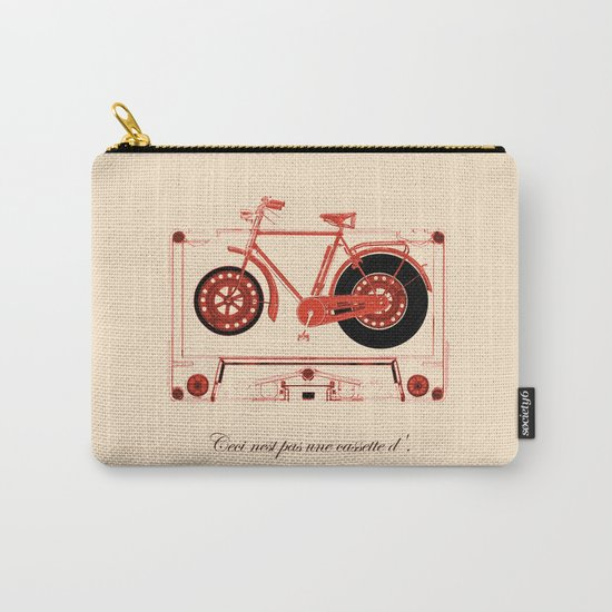 Music Traveler Carry-All Pouch