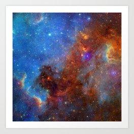 North America Nebula 2 Art Print