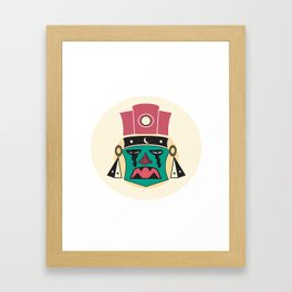 Mayan Framed Art Print