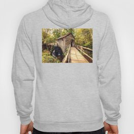 Cades Cove Grist Mill Hoody