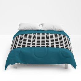 sito (ocean) Comforters