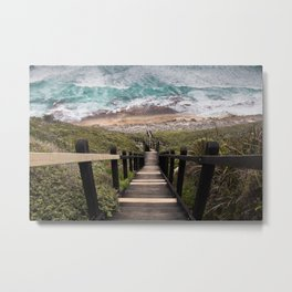 Sandpatch Lookout Metal Print