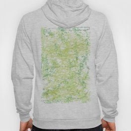 Green grass pattern Hoody