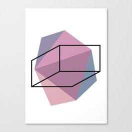 Buffet 32 Canvas Print