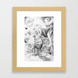 Sixteen Suns Framed Art Print