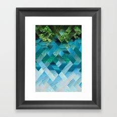 IVOR Framed Art Print
