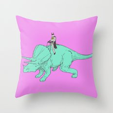 DB returns Throw Pillow