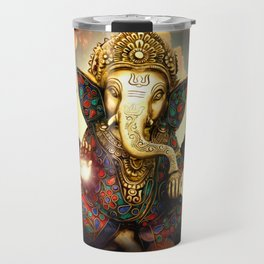 Ganesha Travel Mug