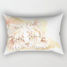 My Cat Rectangular Pillow