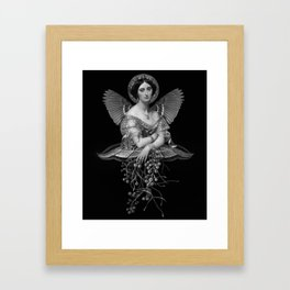 The Knowing Framed Art Print