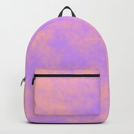 Cotton Candy Clouds - Pink & Purple Backpack