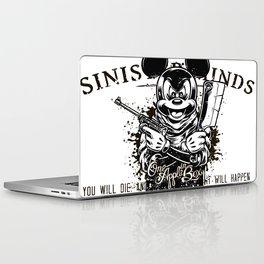 Sinister Minds. Mickey Laptop & iPad Skin